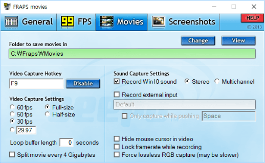 best-screen-recorder3-fraps