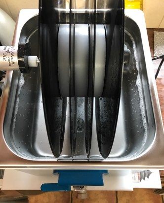 ultrasonic vinyl cleaner