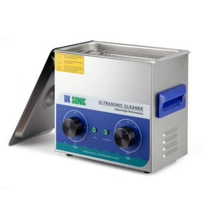 DK Sonic 3 Ltr ultrasonic cleaner - dial control