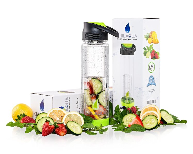 Chil Aqua is one of the best infuser water bottles