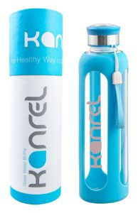 The Kanrel Water bottel is one of the best water bottles.