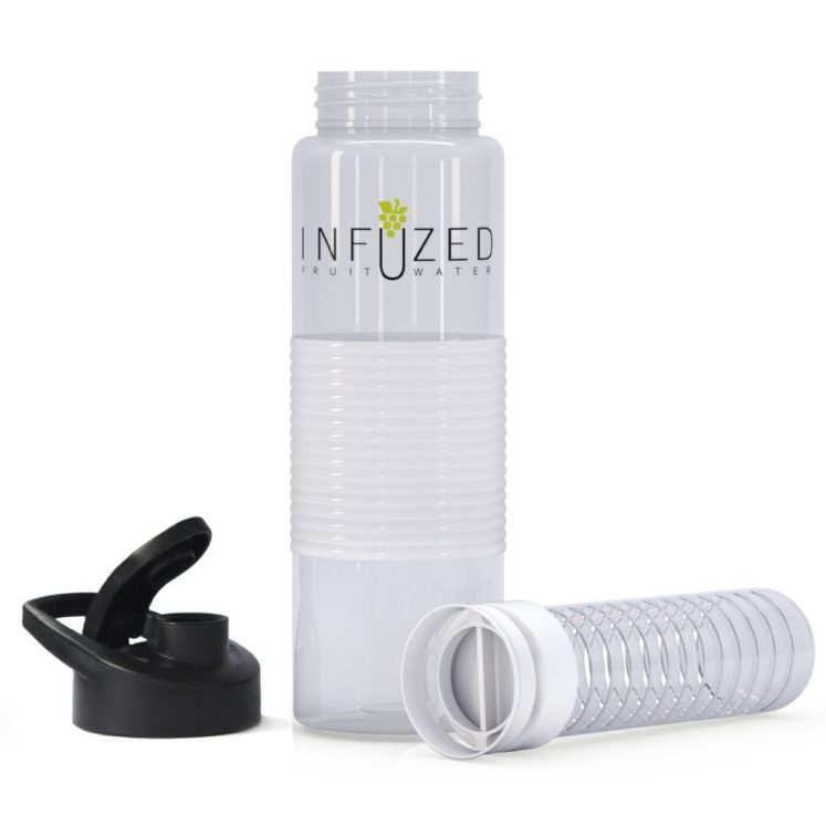 The infuzed water bottle