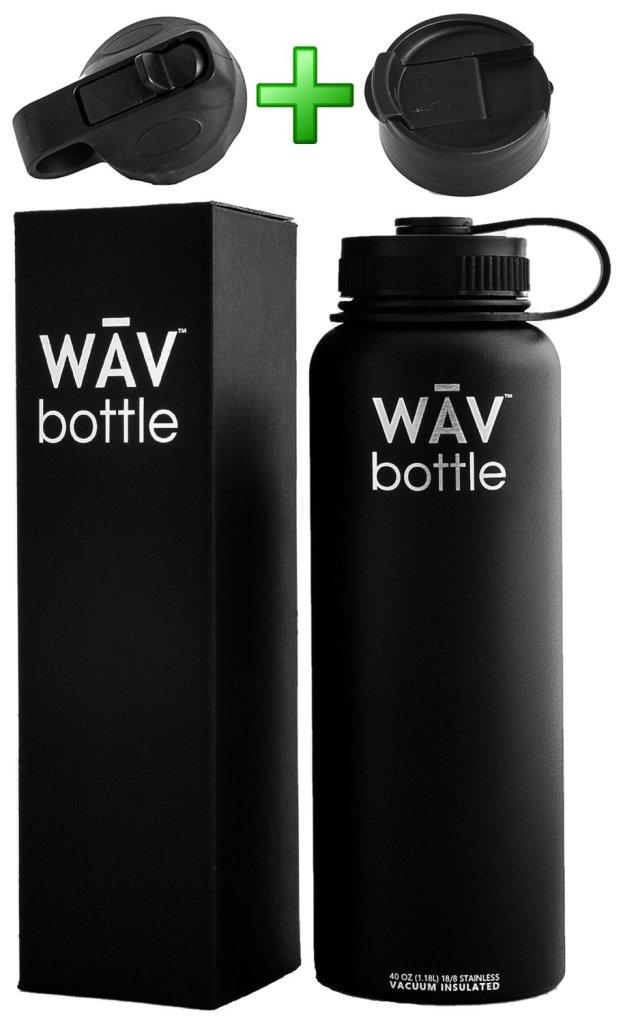 Wav bottle