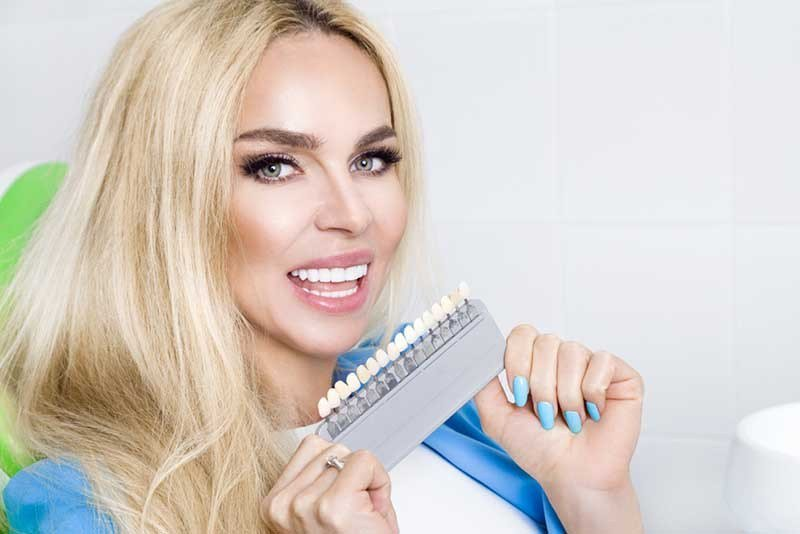 porcelain veneers in Beverly Hills