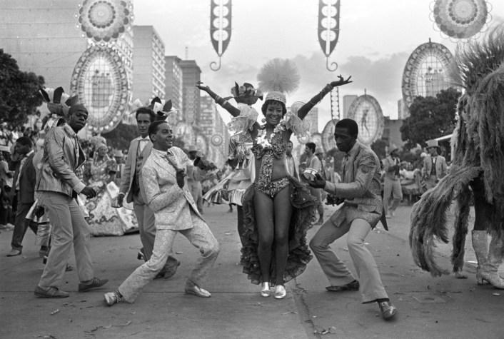 Raíces del Carnaval de Río de Janeiro