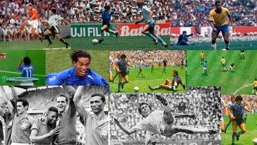 Top 10 Los mejores goles de la historia de los mundiales