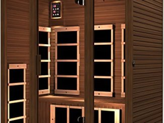 this review features the 10 best infrared sauna for home use