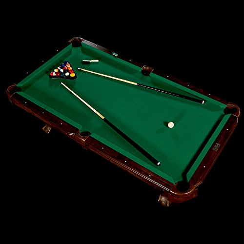 Coming As A Set, It Includes Chalk, Balls, Cue Sticks, And Everything Else  Needed To Start Playing Right Away. While There Are Higher End Pool Tables  ...