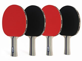 top 10 best ping pong paddle for your man cave