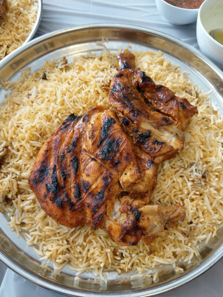 Maraheb Restaurant is a popular eatery in Dubai