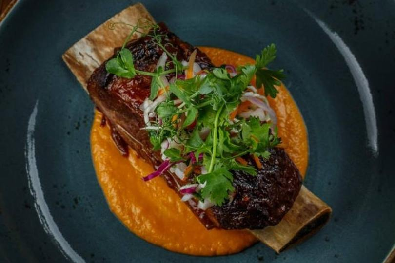 Seafire Steakhouse & Bar serves the best steak in Dubai