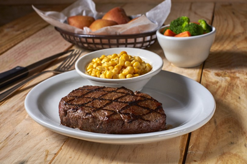 Texas Roadhouse is a steakhouse in Dubai