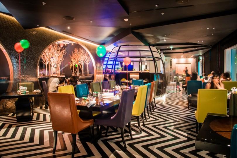 Tresind is the best Indian restaurant in Dubai