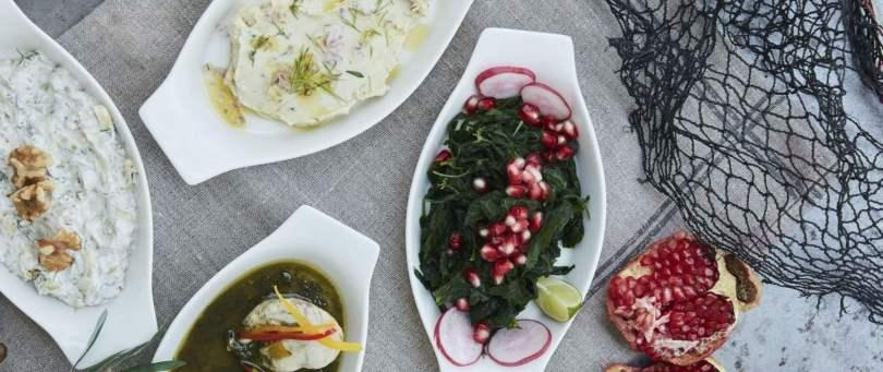 Fish Beach Taverna is an eatery in Dubai