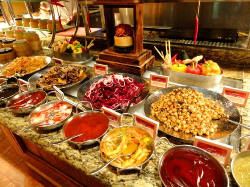 Kaleidoscope is an eatery in Dubai