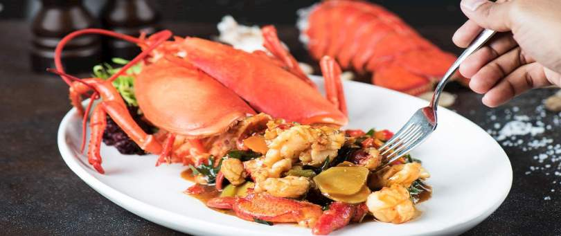Seafood Market is an eatery in Dubai