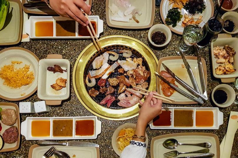 Sumibiya Korean BBQ is an eatery in Dubai