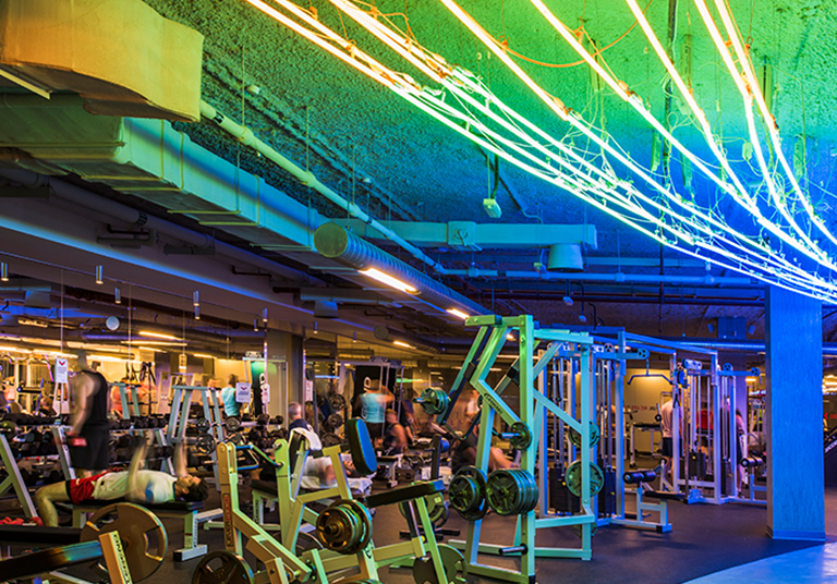 Fit Republik is one of the best gyms in Dubai