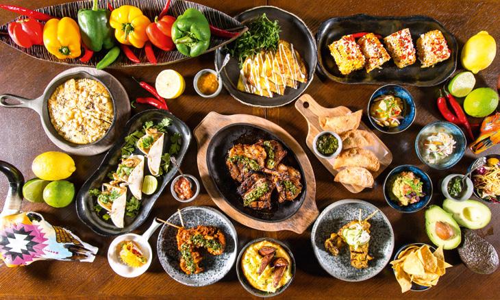 Toro Toro serves the best brunch in Dubai