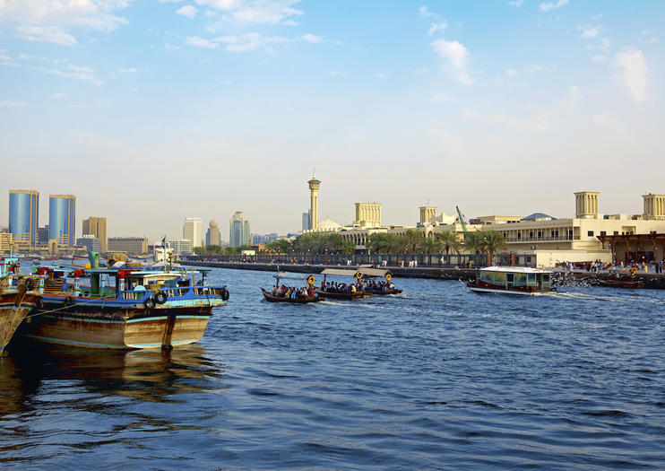 Dubai Creek is another best place to visit in Dubai