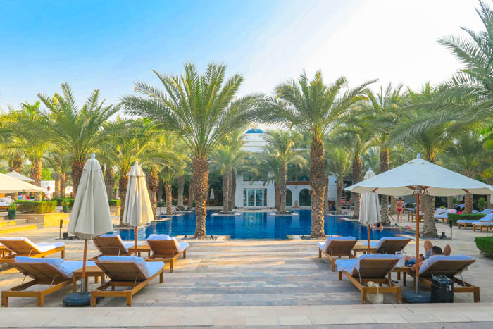 Park Hyatt Dubai is a luxurious hotel