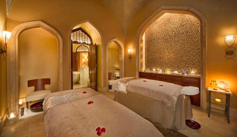 ShuiQi Spa & Fitness Center is one of the best spas in Dubai