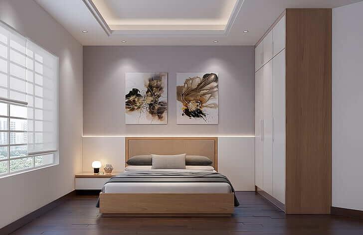 bedroom window natural light