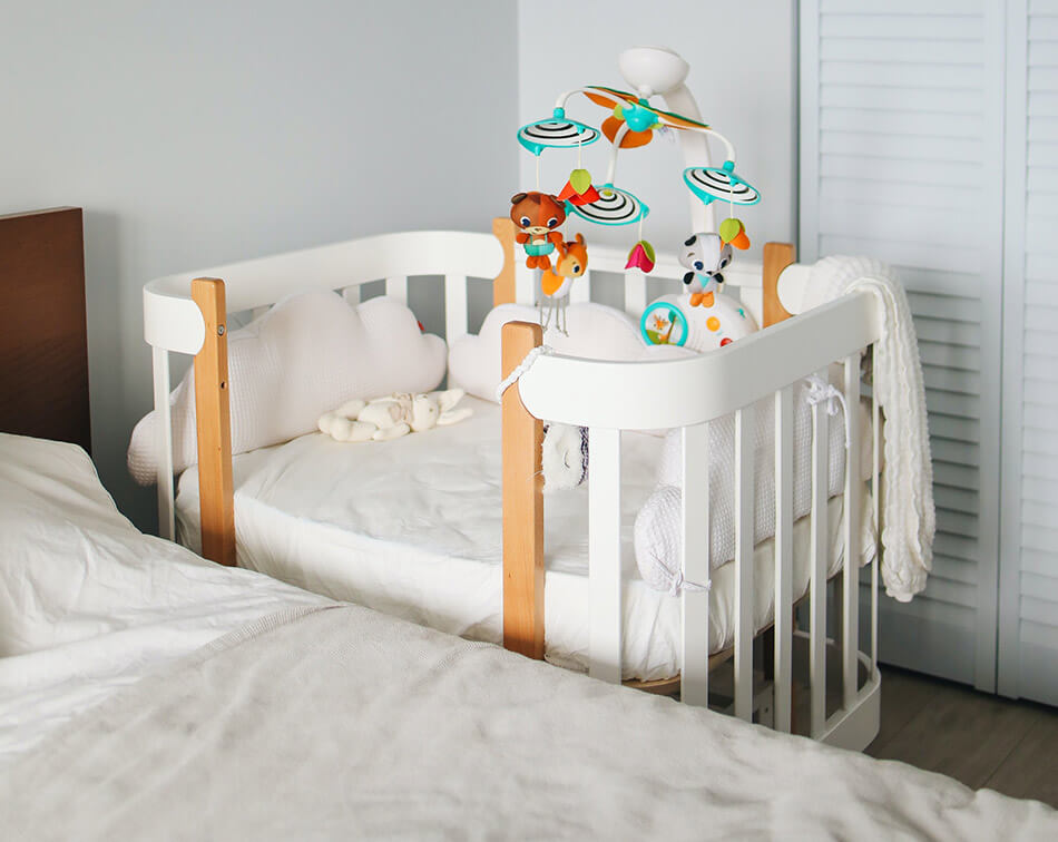 why do babies need bassinet