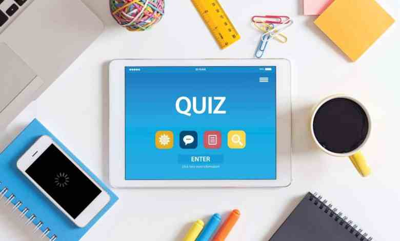 best quiz websites