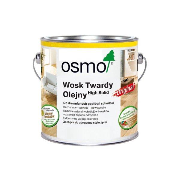 wosk twardy olejny