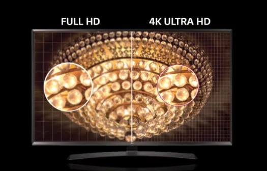 LG 4K Ultra HD TV