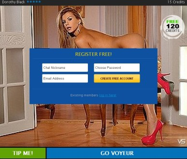 Expect to pay more when you get more. Discerning high rollers often use these sites for adult webcam shows.