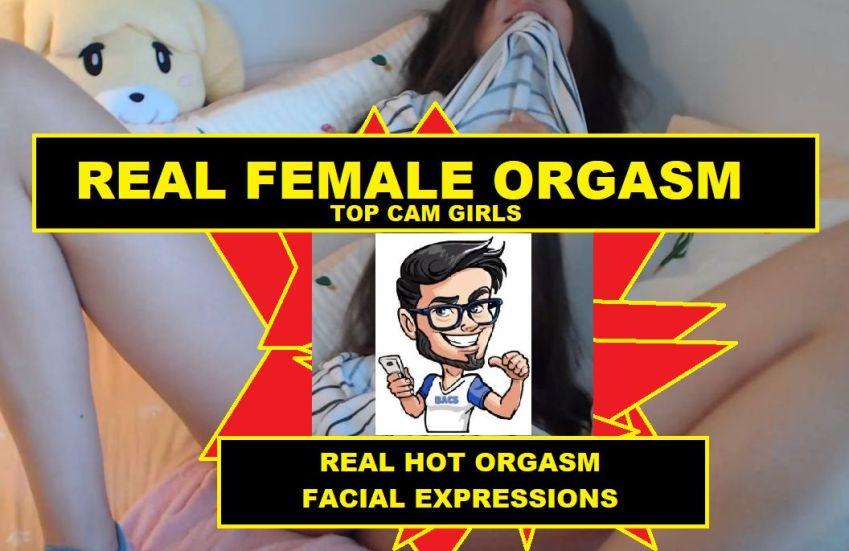 Female Orgasm Facial Expressions