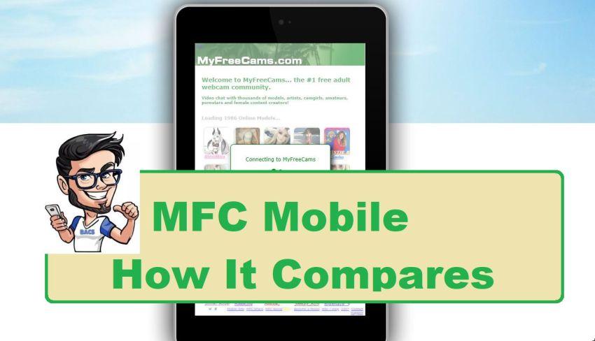 MyFreeCams Mobile