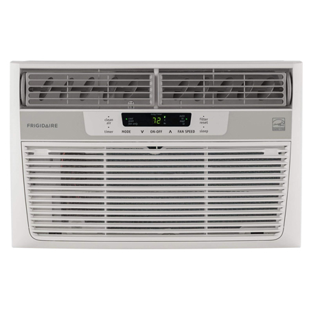 Frigidaire FFRE0833S1 8000 BTU Window-Mounted Mini-Compact Air Conditioner