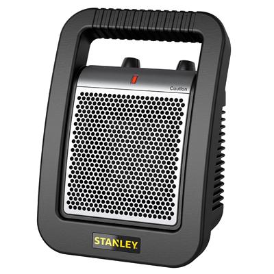Stanley 675945 12-Inch Ceramic Utility Heater