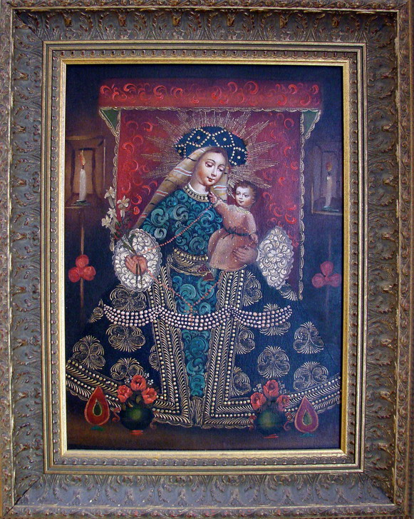 This Month - Scriptural Prayer with Mother Mary