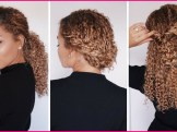 Hairstyle Help for Curly Hair