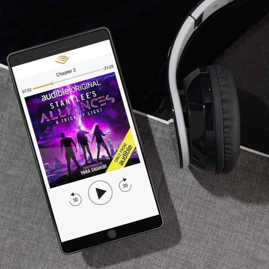 Audiobooks Services Compared: Scribd, Audible & Kindle