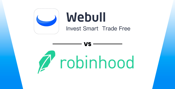 Easy Investing with Webull & Robinhood (Review & Comparison)