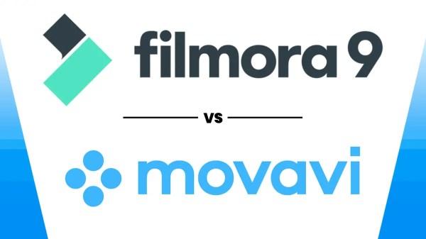 Filmora VS Movavi (2019) Features & Pricing