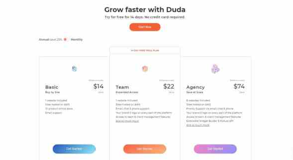 Website Builders Compared: Duda VS WordPress (2019)