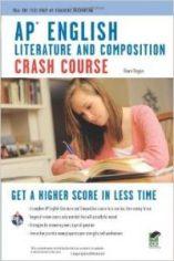 AP English Literature Crash Course Review Book
