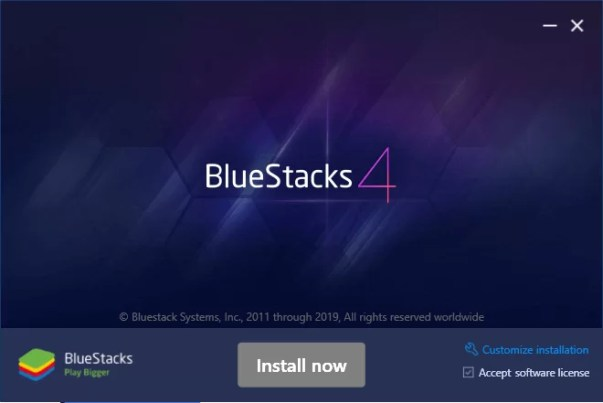 Click Install Now