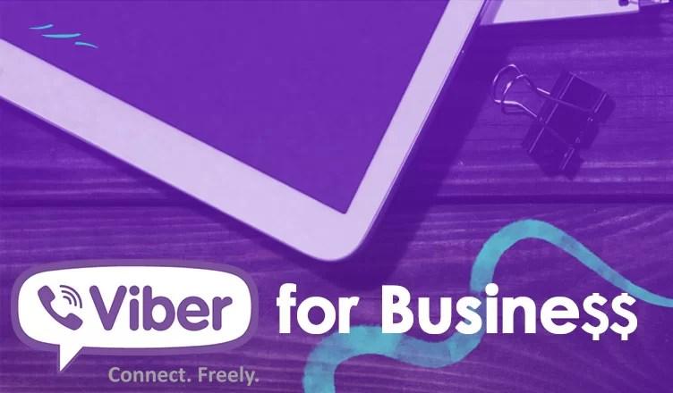 Viber For Business [Setup Guide 2019]
