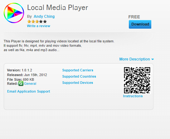 MX Player for BlackBerry Download latest version - Best Apps