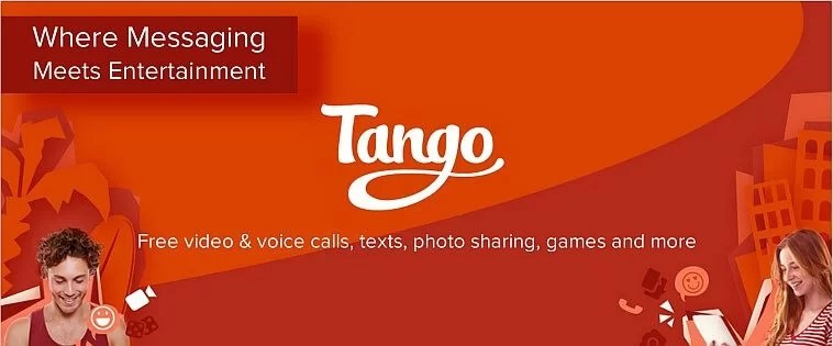 How to Chat on Tango App | Live Broadcasting