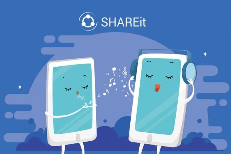 Download SHAREit for Lenovo Smartphone/Tablet/PC