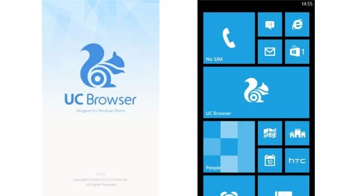 UC Browser for Windows Phone [Best Alternatives]