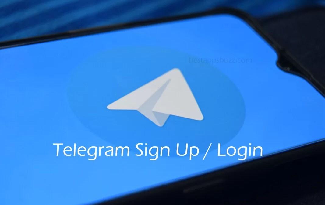How to Login Telegram | Create a Telegram account (Sign Up)